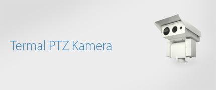 Termal PTZ Kamera