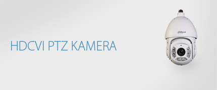 HDCVI PTZ Kamera