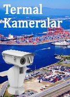 Dahua Termal Kamera Ürünleri