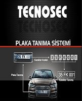Tecnosec Plaka Tanıma Sistemi