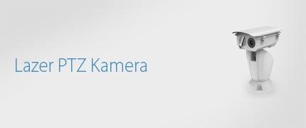 Lazer PTZ Kamera