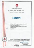 HDCVI Marka Tescil Belgesi