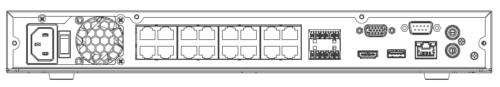 Nvr4216 16P 4Ks2 A 1 - 16 Kanal 1U 16Poe 4K&Amp;H.265 Lite Network Video Kaydedici