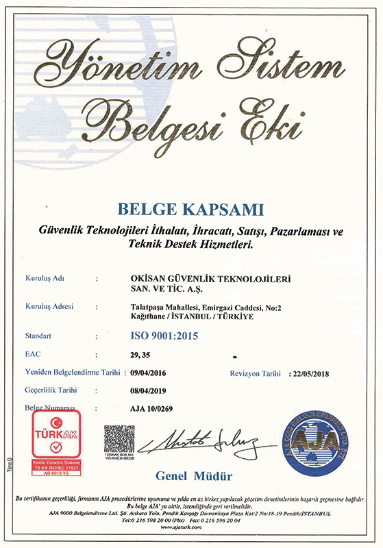 ISO 9001-2008 - 1