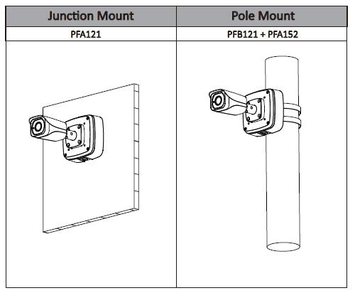 Aksesuarlar 4 - 4Mp Wdr Ir Mini Bullet Network Kamera