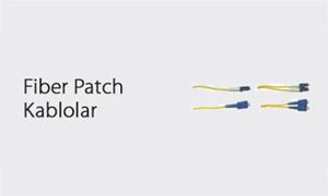 Fiber Patch Kablolar