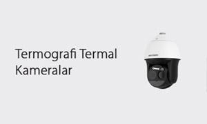 Termografi Termal Kameralar